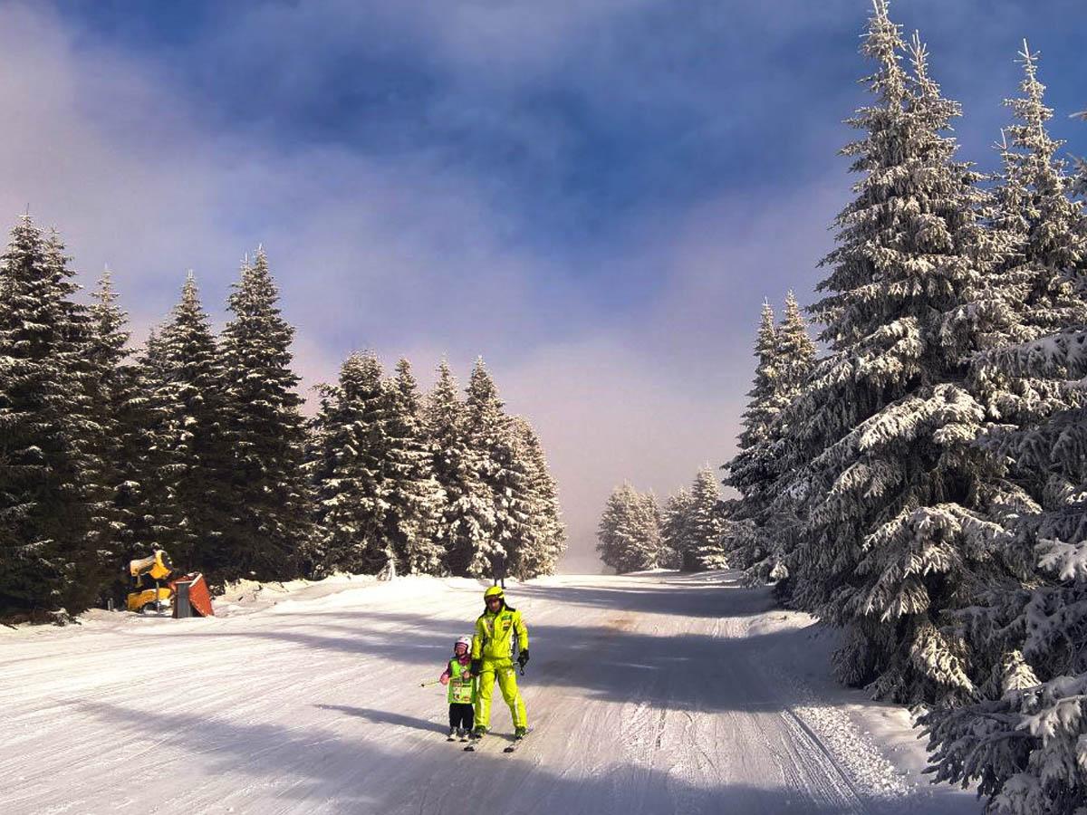 Ski instruktor